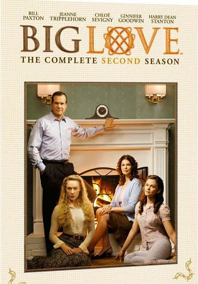 BIG LOVE:COMPLETE SECOND SEASON BY BIG LOVE (DVD)